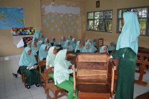 latihan pidato bahasa arab di assalaam