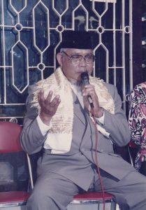 Almarhum Simbah Sugiyanto Pendiri dan Pengasuh Pondok Modern Assalaam periode 1986-1999