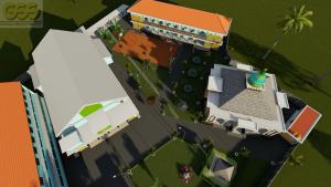 rencana pembangunan masjid pondok modern assalaam temanggung